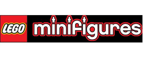 LEGO Minifigures Logo | Mini figures, Lego dimensions, Lego