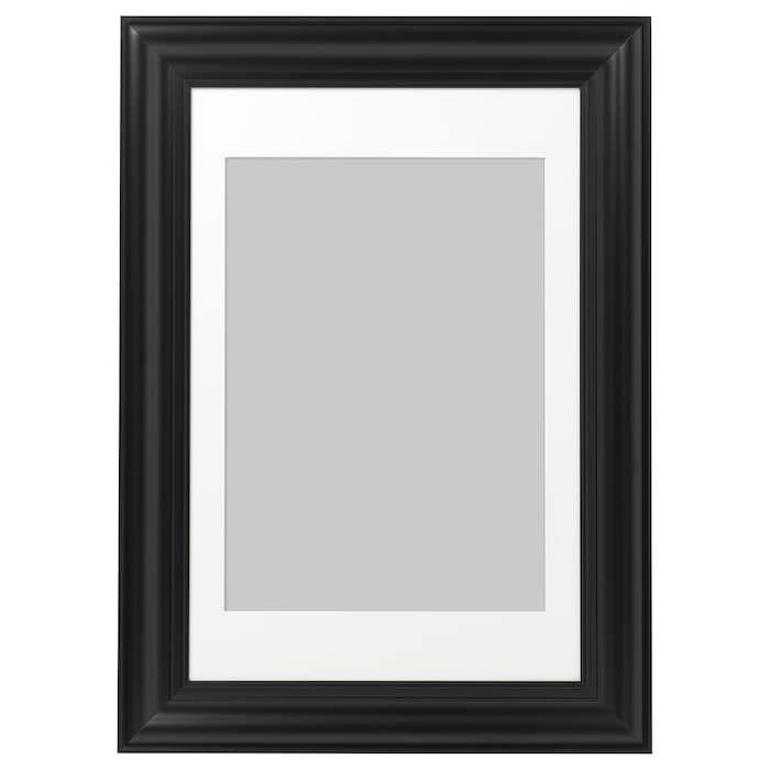 Skatteby Fotolijst Zwart Winkel Hier Ikea Frame Antique Stain Picture Frames
