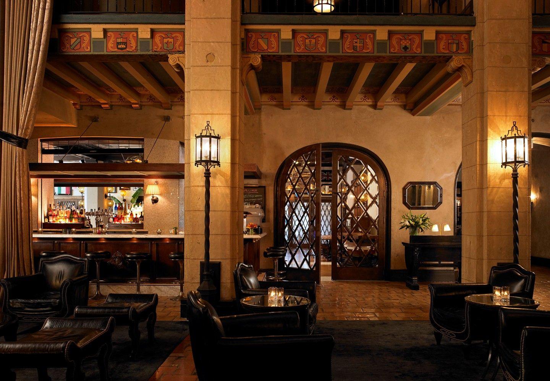 Historic Lobby, Hotel Roosevelt losangelesofficiant