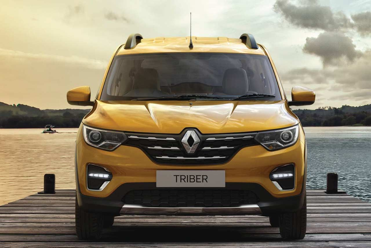 Renault Triber MPV makes global debut in India (With