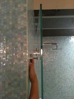 Tips On Glass Tile And Clear Grout Looks Sweet