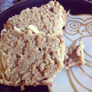 Banana Almond Bread (Vegan)