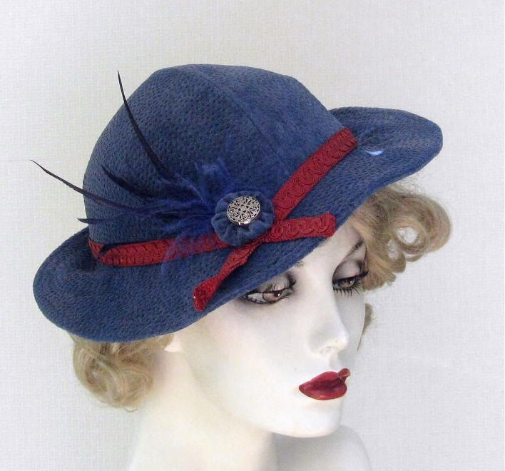 1940s Womens Hat - Yahoo Image Search Results