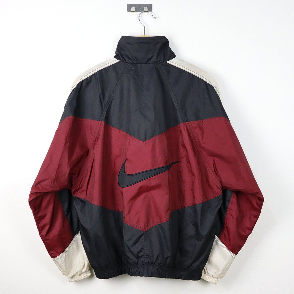 90s Vintage NIKE Shell NIKE Colorway 80s Spary Windbreaker GqUMSzpV