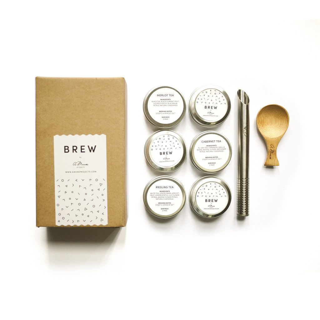 Set: Inspired Tea Gift | Tea gift sets, Teas and Wine