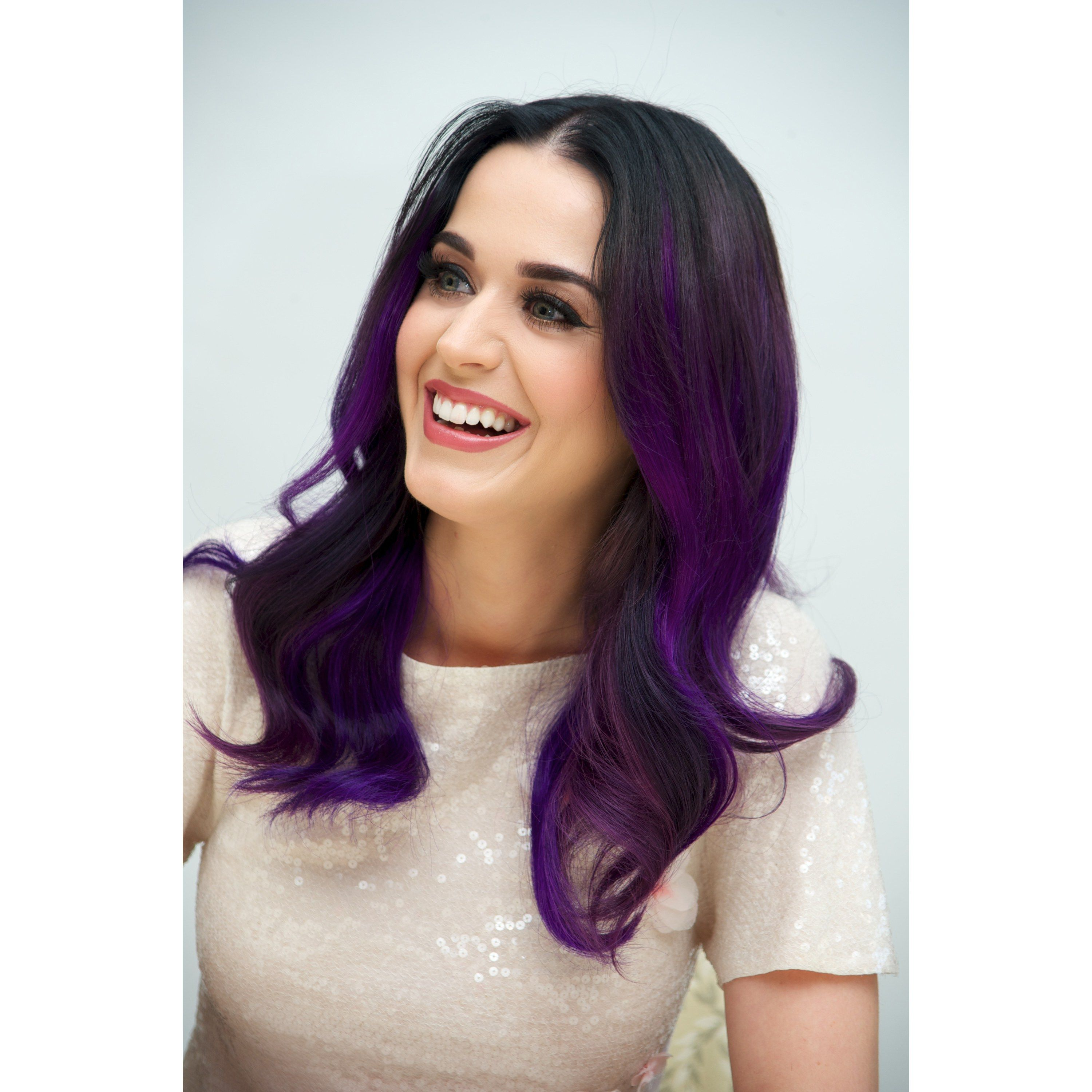 Katy perry hair color 2018