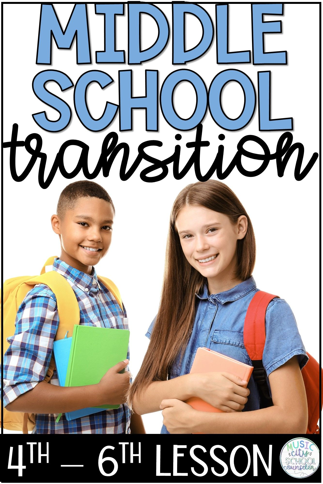 Middle School Transition Activities Printable And Digital