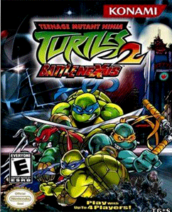 Teenage Mutant Ninja Turtles 2 Battle Nexus Is A Video Game Of The Beat Em Up Genre Released In 2004 Ninja Turtles 2 Mutant Ninja Turtles Ninja Turtle Videos