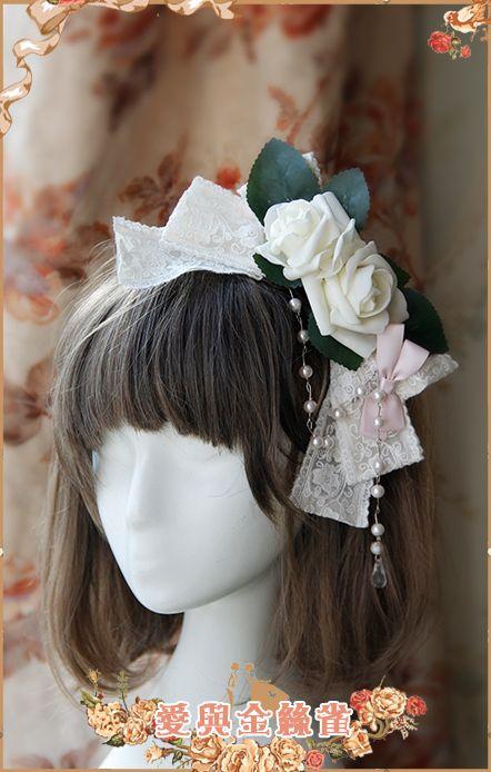 Infanta Love&Canary Headdress