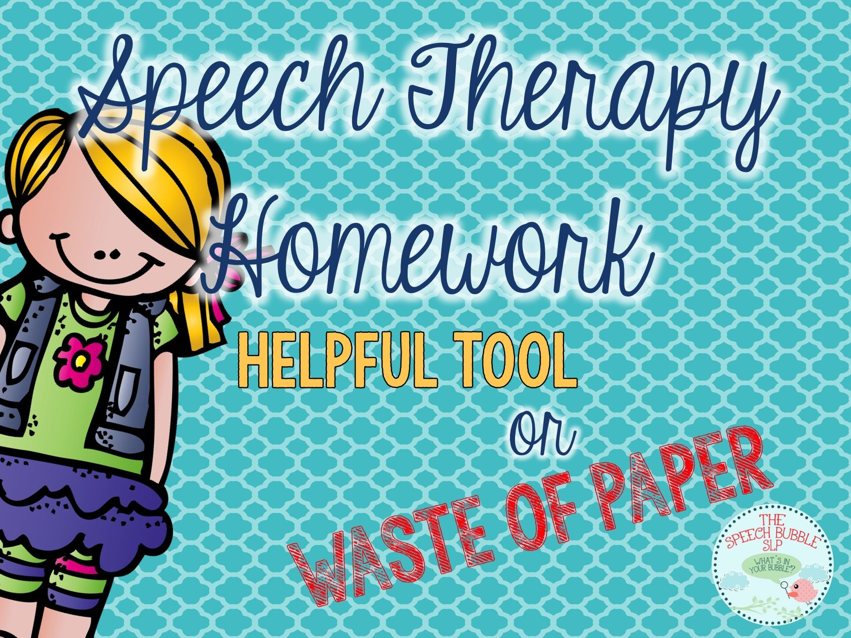 Speech Homework Helpful Tool Or Waste Of Paper
