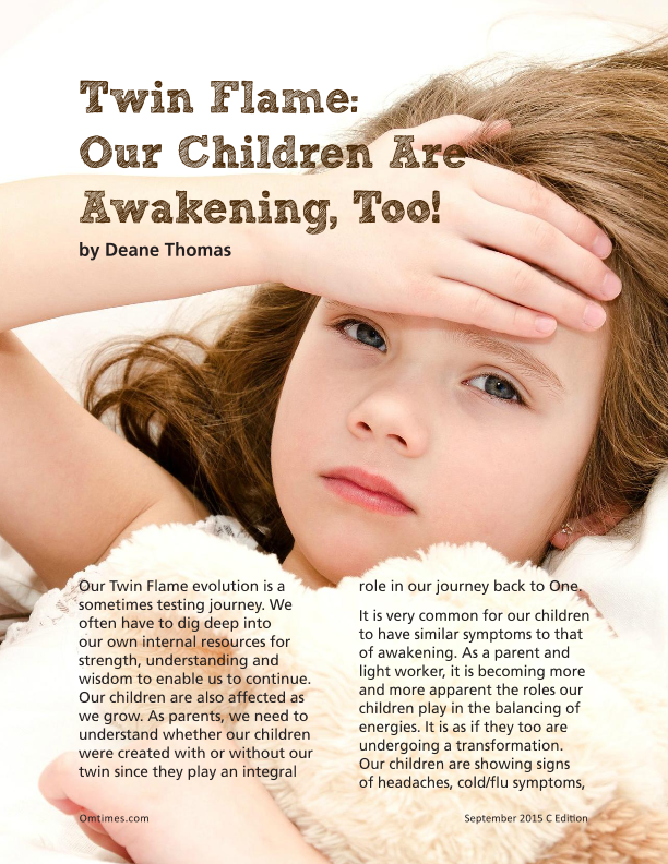 Children in the Twin Flames Union | Twin flame love | Twin flame