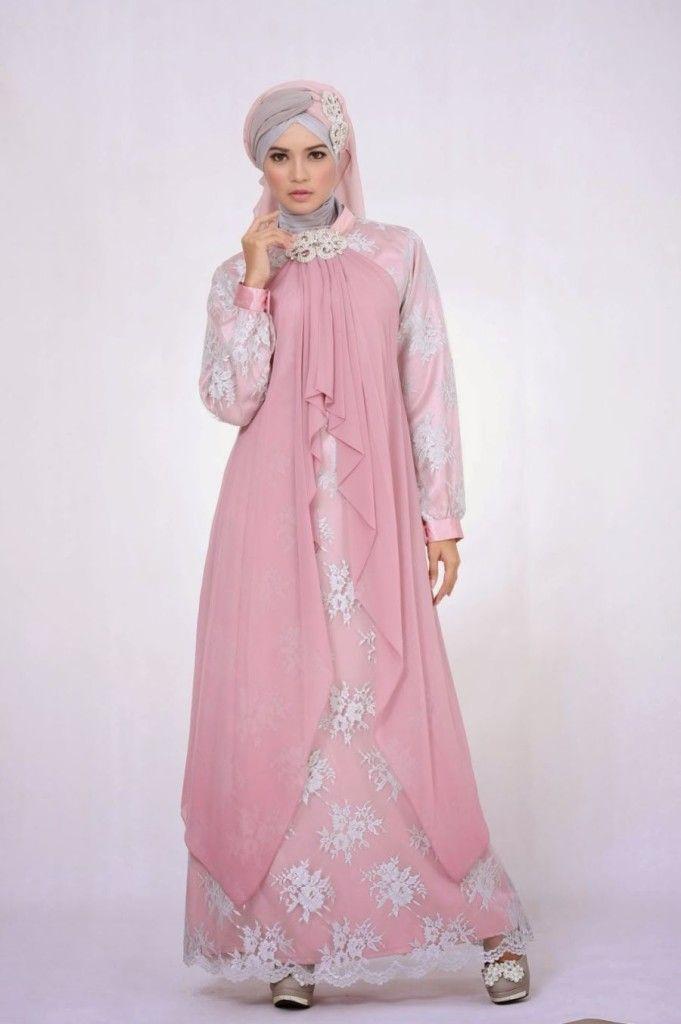 Model Gamis Cantik Gamis Kebaya Hijab Busanamuslim Hijabi