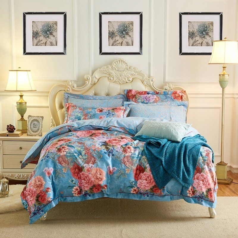 32+ Green pink and blue bedding ideas in 2021