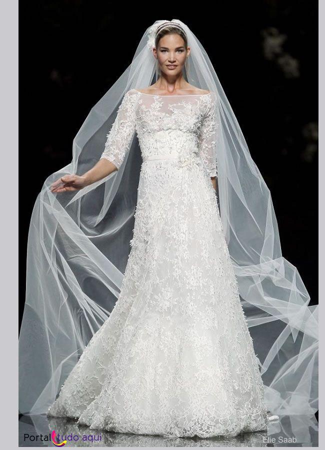 Vestido De Noiva Inverno 2013 2014