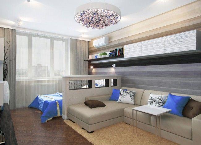 дизайн комнаты 16 м.кв фото