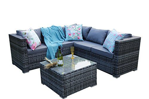 Amazon Sofa Set 5 Seater Refilling Glasgow Pin By Zinnia Garden Design On Joanna And Kingsley S Yakoe Classical Range Rattan Furniture With Seat Https
