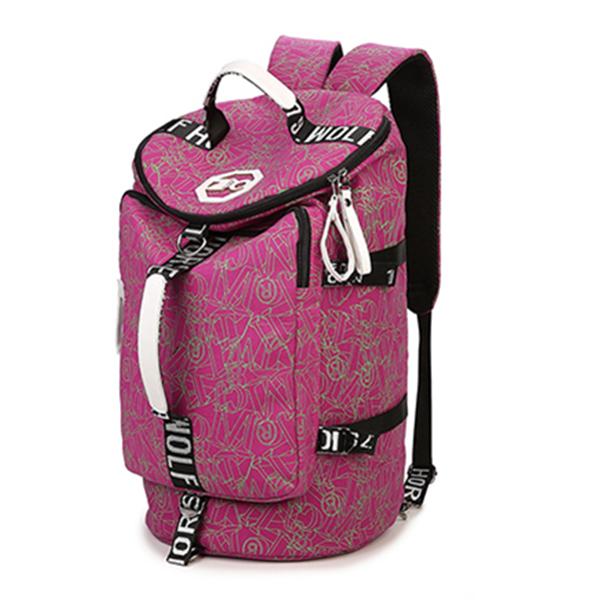 66.36$  Watch now - http://viluq.justgood.pw/vig/item.php?t=b4zfqk30387 - Women Men Multifunctional Canvas Big Backpack Crossbody Bag Travel Handbag