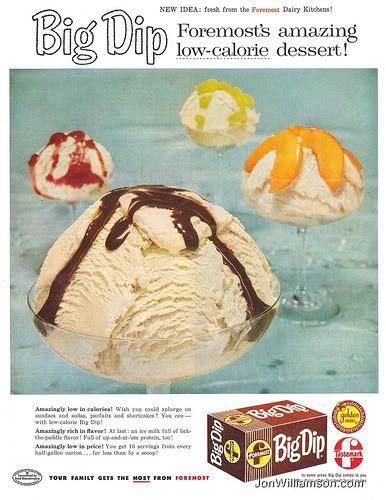 Ice cream you scream bows