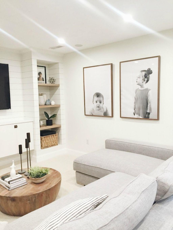 diy family photos display ideas for apartment decor interior