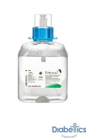 Gojo Industries 5182 03 Green Certified Foaming Hand Cleanser