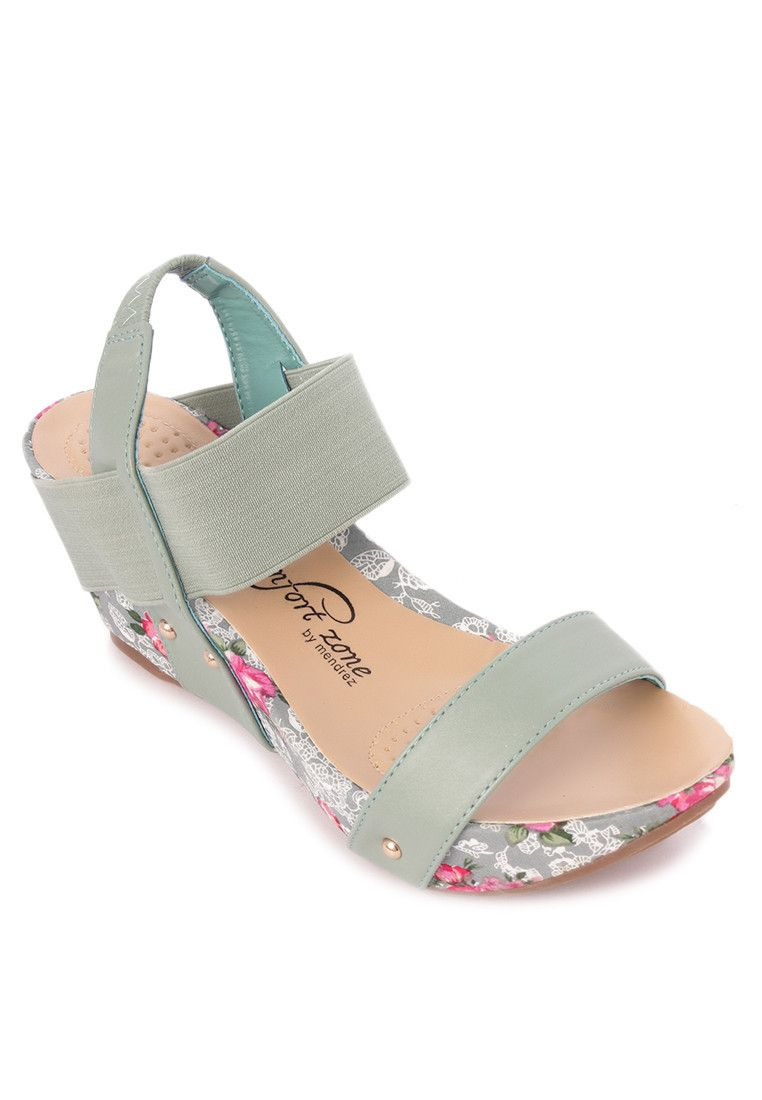 acfbafcc7548 Jill Wedge Sandals - Mendrez - Buy Online at ZALORA PH. Find this Pin and  more on Shoes ...