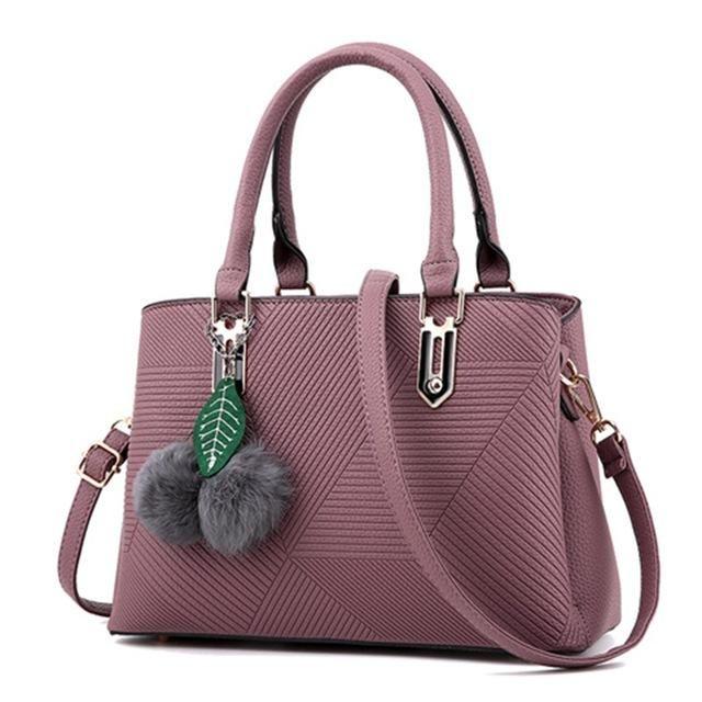 c8406de6ec2 Famous Designer Brand Bags Women Leather Handbags NEW Fashion Luxury Ladies  Hand Bag Purse Fashion Shoulder Bags Bolsa Sac blue