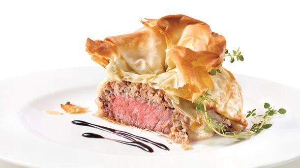Filet Mignon De Boeuf Wellington Repense Recette Filet De Boeuf