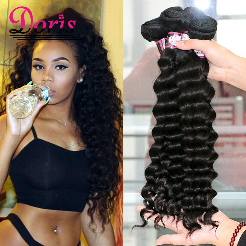 7a mink peruvian virgin hair 4 bundles beach wave more wavy human hair pmusecretfo Image collections