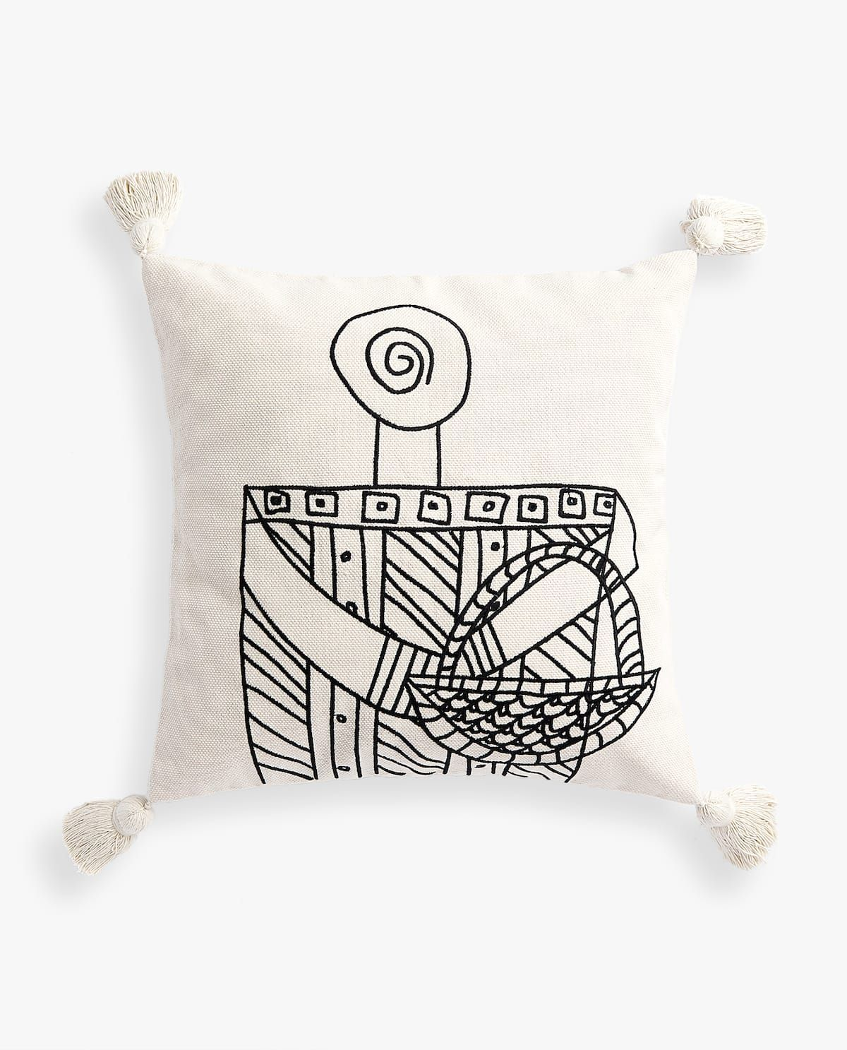 Cushions Bedroom New Collection Zara Home United Kingdom Housse De Coussin Oreillers Brodes Oreille
