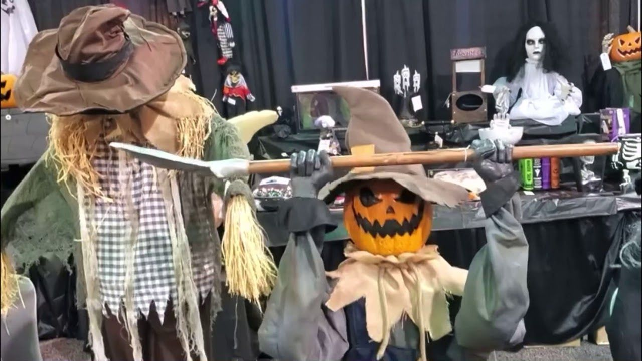 Halloween Expo 2020 J MARCUS BOOTH HALLOWEEN AND PARTY EXPO 2020 in 2020 | Best kids