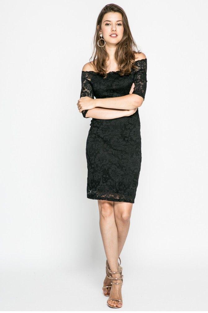 Sukienki I Tuniki Eleganckie Silvian Heach Sukienka 440