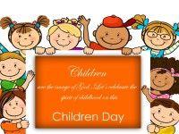 Children day wallpaper