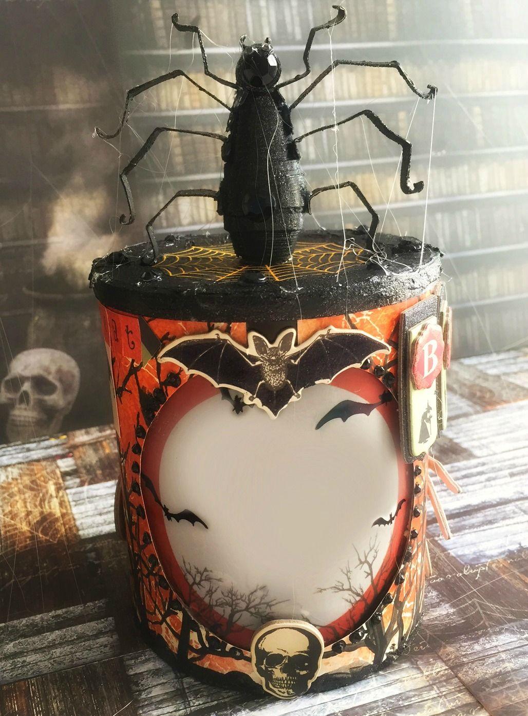 Dolcetto o Scherzetto? Halloween box, trovi il tutorial sul mio canale Youtube!