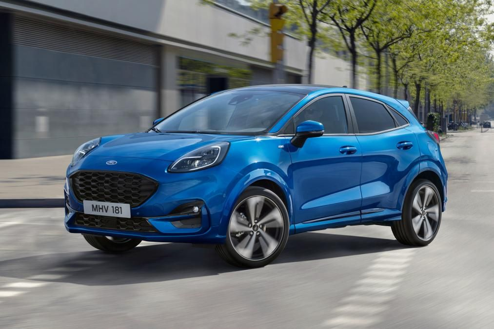 Ford Puma Front Cornering With Images Ford Puma Ford Suv