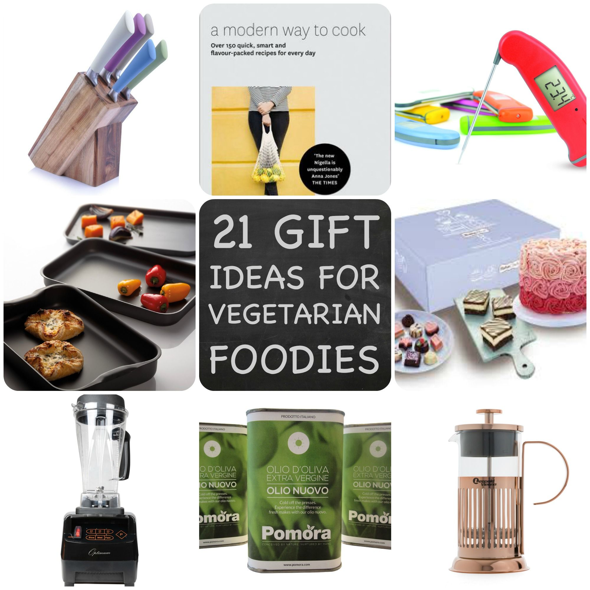 Beautiful Quirky Christmas Gift Ideas Part - 14: Hereu0027s A Roundup Of Some Unique And Quirky Christmas Gift Ideas For  Vegetarian And Vegan Foodies