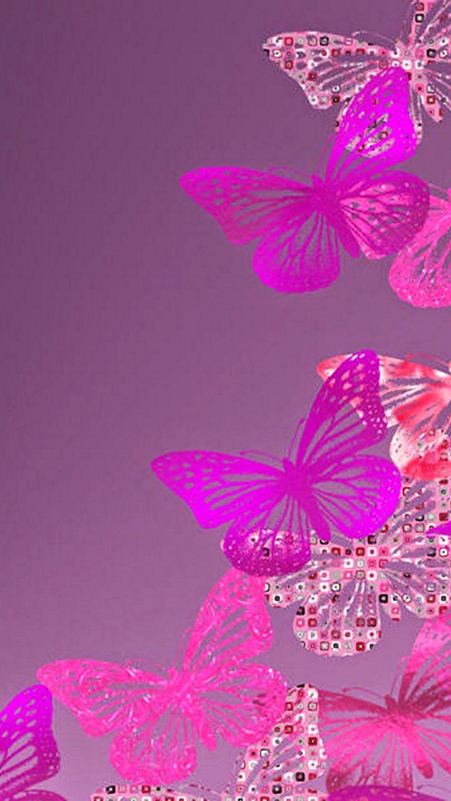 Pin On Butterfly Wallpaper