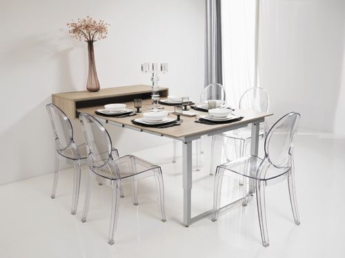 table d pliante murale pour salle manger ou salon. Black Bedroom Furniture Sets. Home Design Ideas