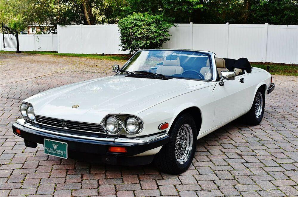 1988 Xjs V12 Convertible With 22k Orig Miles Xjs 22750 Miles V12 5 3l Automaticconvertible Jaguar Xj Jaguar Vehicle Shipping