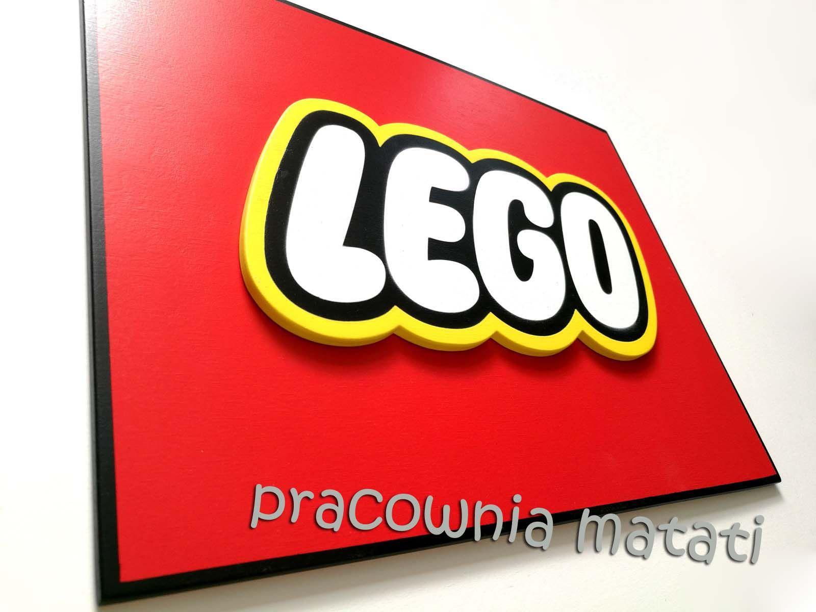 Lego Logo Klocki Klocki Lego Lego Duplo Matati Pracownia Matati Drewniane Dekoracje Pokoj Dziecka Pokoj Dzieciecy Wooden School Logos Cal Logo Logos