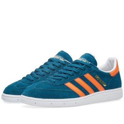 timeless design 2e051 85a2d Adidas Spezial (Mineral   Super Orange)