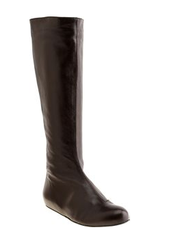 Lanvin Flat Knee Boots