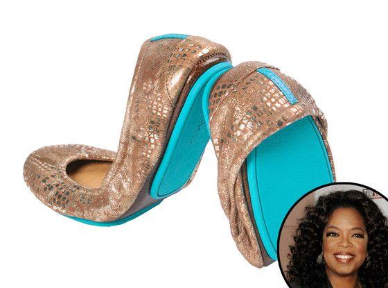 Obsessions: Oprah's Fave Ballet Flats | Bucket List | Tieks shoes