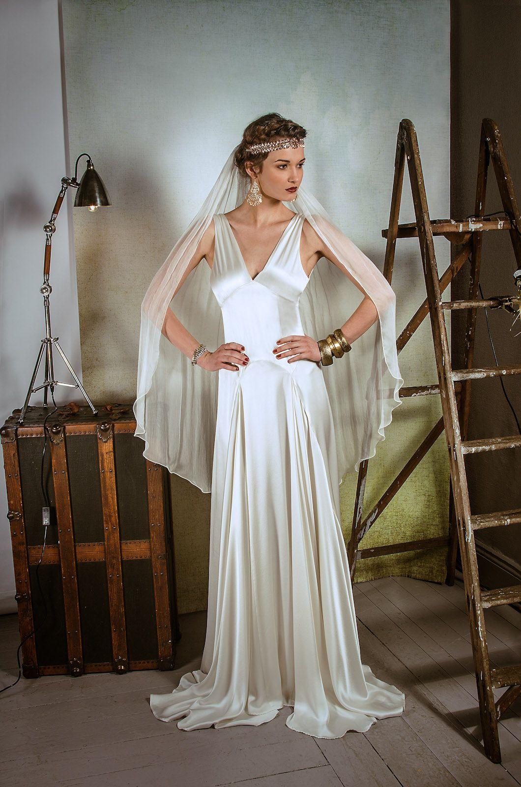 Mae satin wedding dress wedding dress pinterest satin wedding