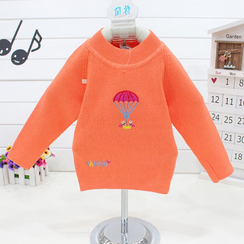 441e40c8e Click to Buy    Casual Baby Sweater Print Unisex Cotton Warm Boys ...