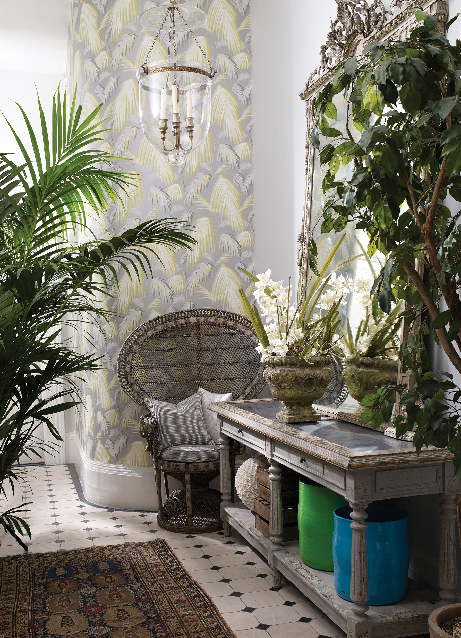 Matthew Williamson Tropicana Wallpaper Osborne And Little | TM ...