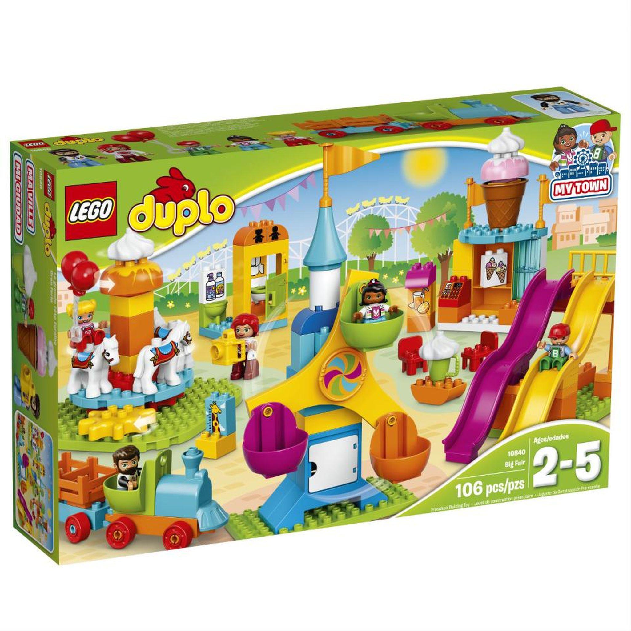 Lego Duplo Town Big Fair (10840)