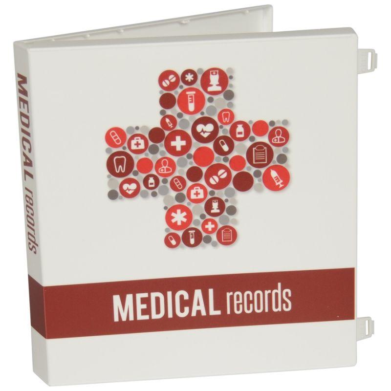 Medical Records Binder Kit - UniKeep