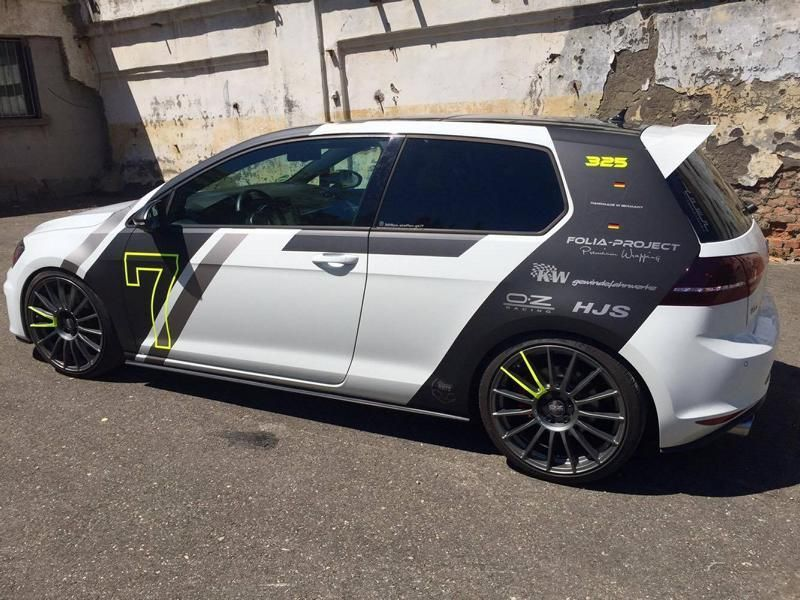 Image Result For Vw Golf Wrap Calcoman 237 As Para Coches