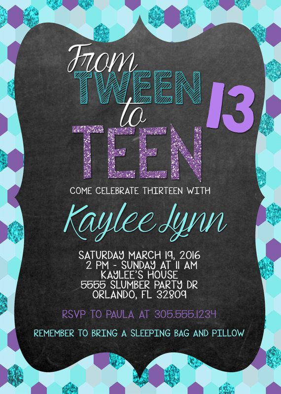 Purple And Teal Sequined Tween To Teen By SimplyKayleeDesigns
