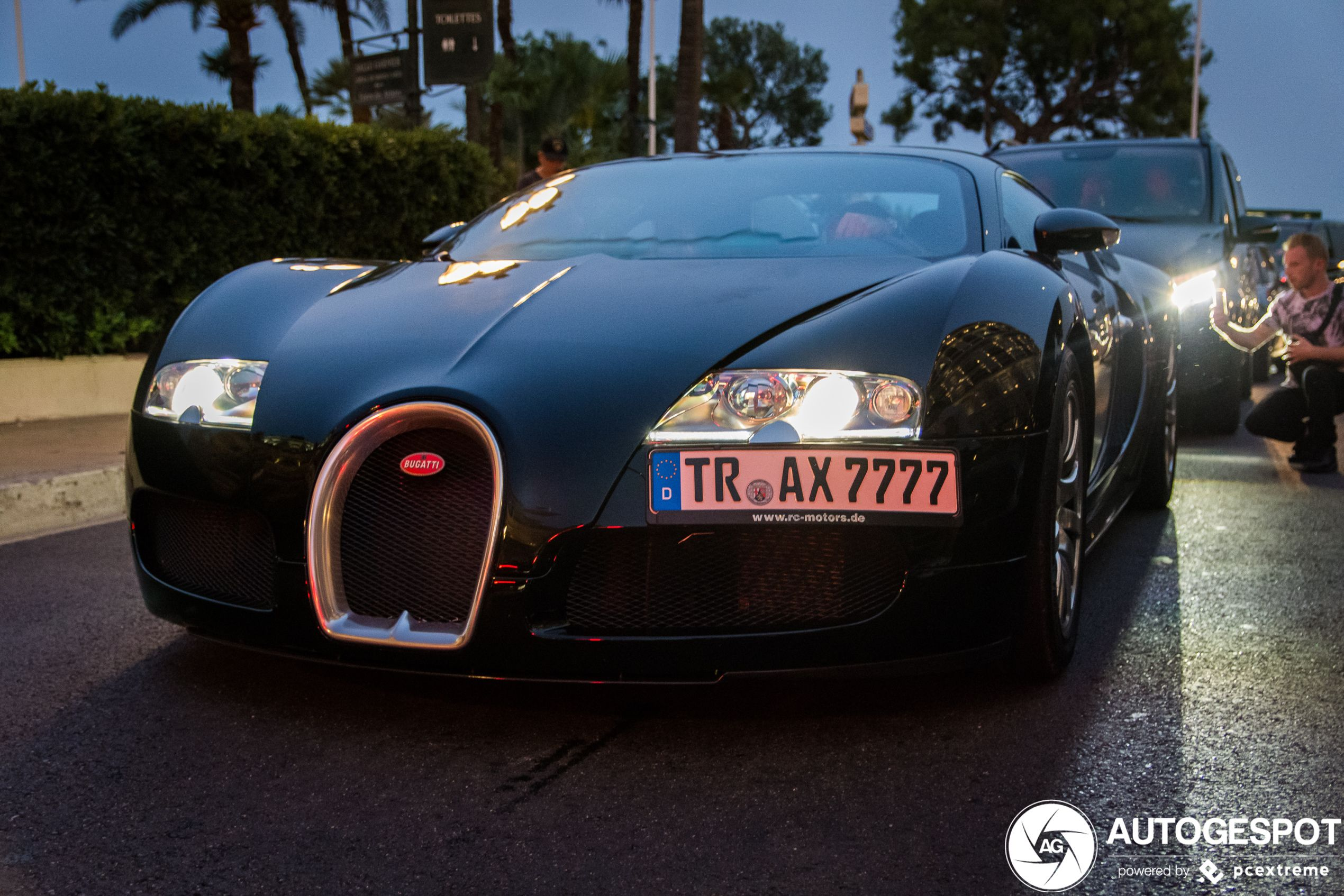 2020 Bugatti Veyron Configurations